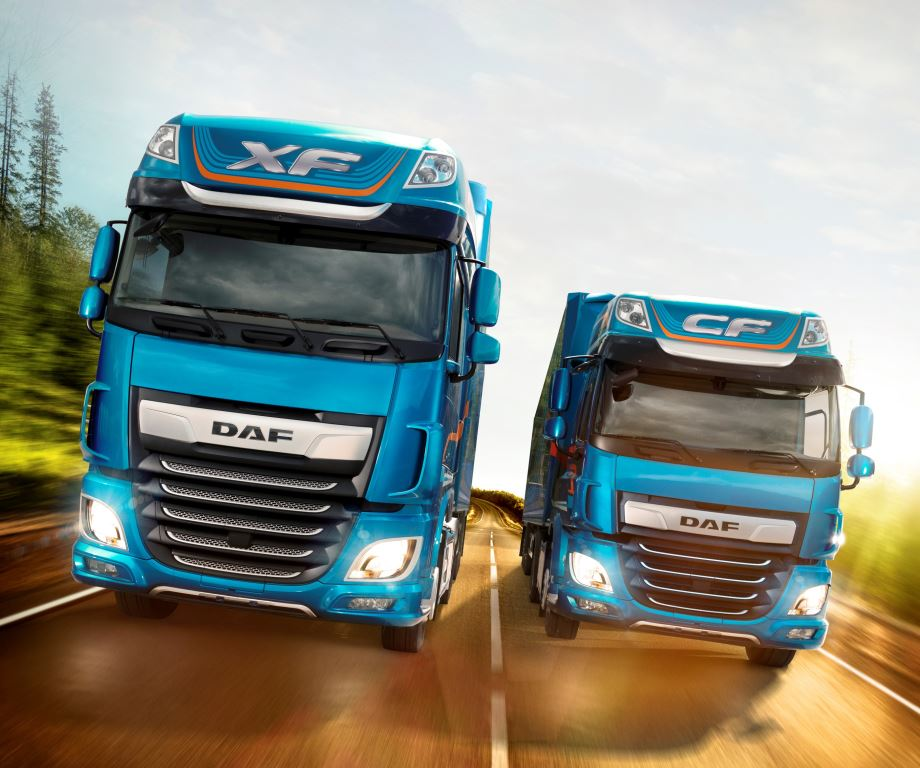 The new DAF CF and XF series trucks which have now been officially launched into the South African market. These are not merely upgrades or facelifts of previous models but are completely new vehicles.