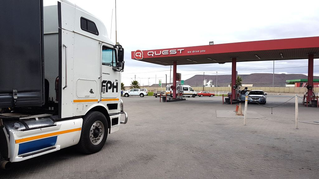 Truckers driving the N1 will be familiar with the Quest Truck Stop in Beaufort West. Quest Petroleum is now owned by Petredec.