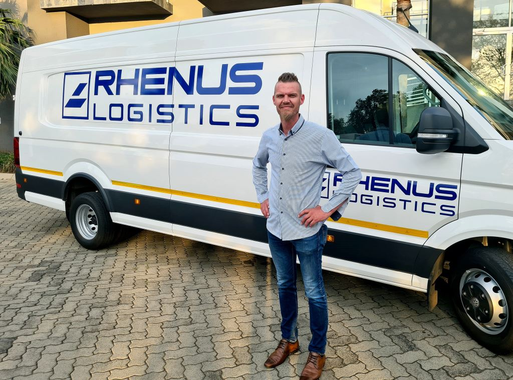 """Martin Taylor Risk Manager Rhenus Logistics: """"Although high-value goods are most sought-after, all cargo is at risk which means that all deliveries are vulnerable."""""""