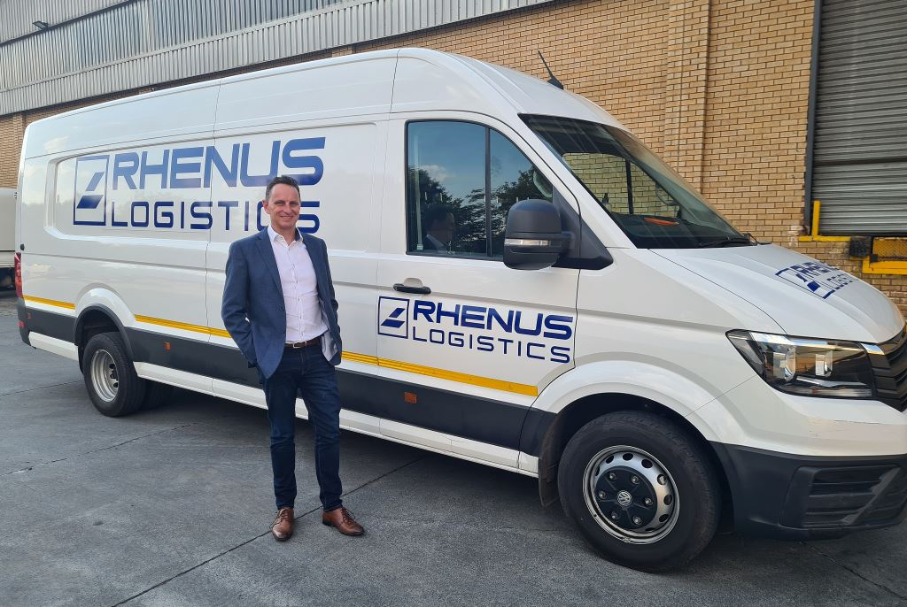 """Rob Stead COO Rhenus Logistics: """"The cost of security in the supply chain can be as much as 11 percent of the value of goods."""""""