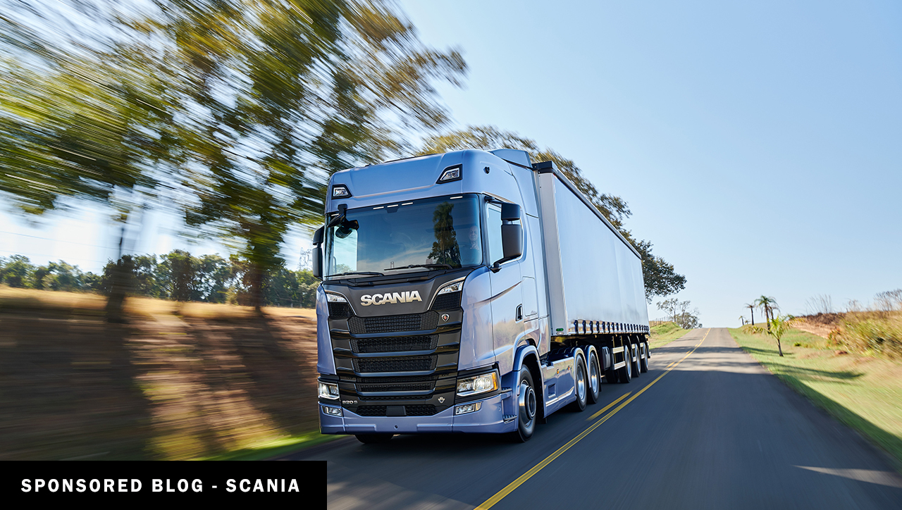 10% fuel saving, compared to the Scania PGR range, makes the Scania New Generation the most fuel-efficient truck in South Africa.
