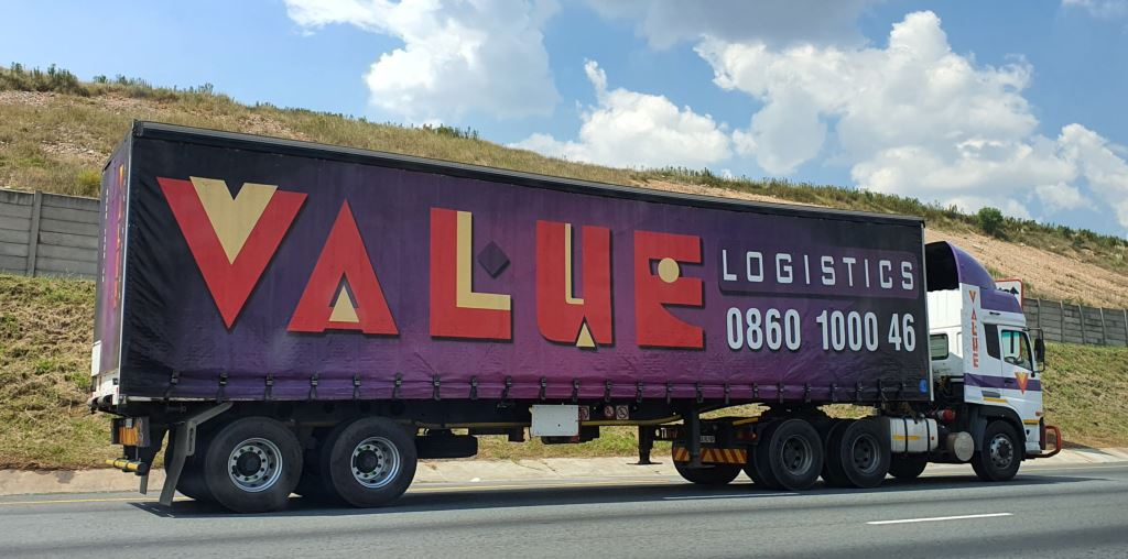 As part of Value Logistics celebrating its 40th anniversary, Value will running a series of convoys across Johannesburg, Cape Town, Durban, Port Elizabeth and Bloemfontein. Look out for them tomorrow morning, May 1st, and salute this great contributor to South Africa's past and future prosperity and growth as they go past.