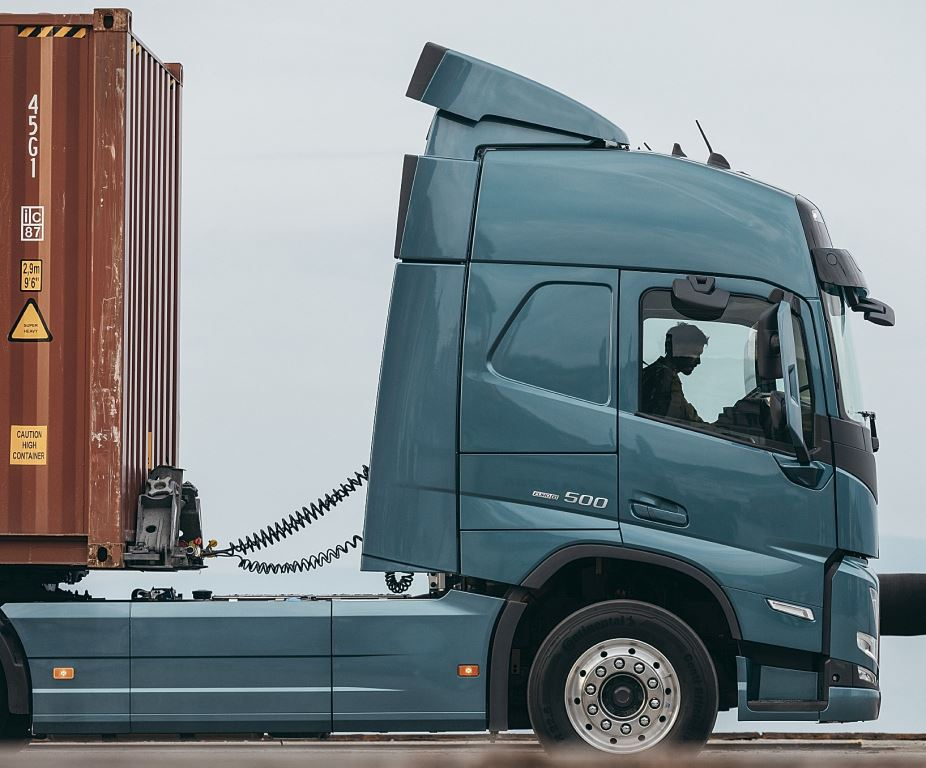 The Volvo FM 500 sleeper cab version can now boast having won the international Red Dot design award.