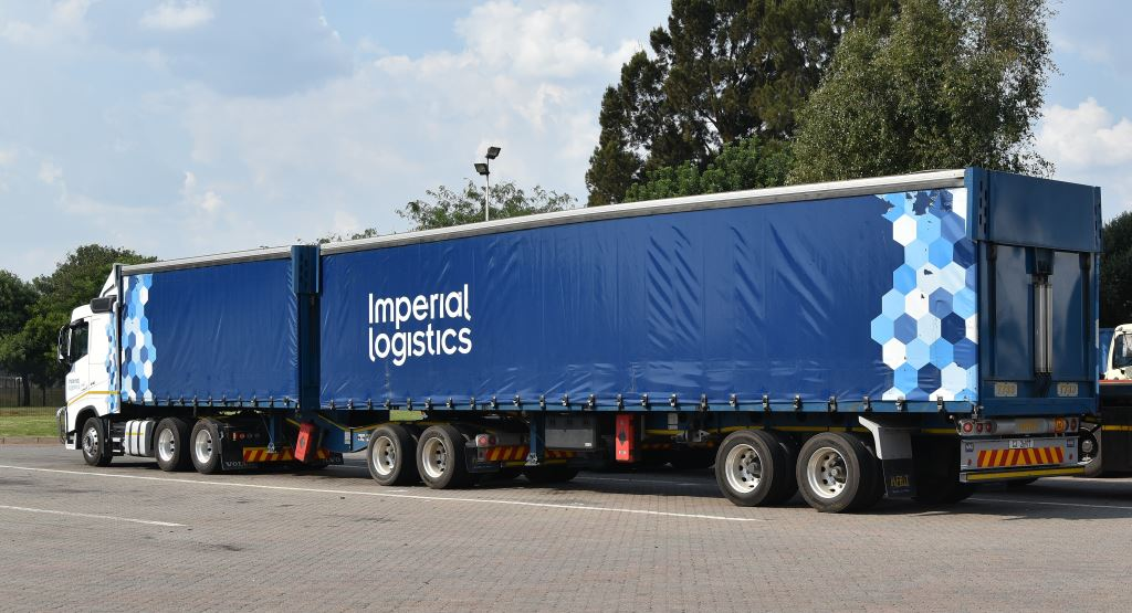 In 2020, Imperial trucks travelled 360 times the total of South Africa's road length making customer deliveries.